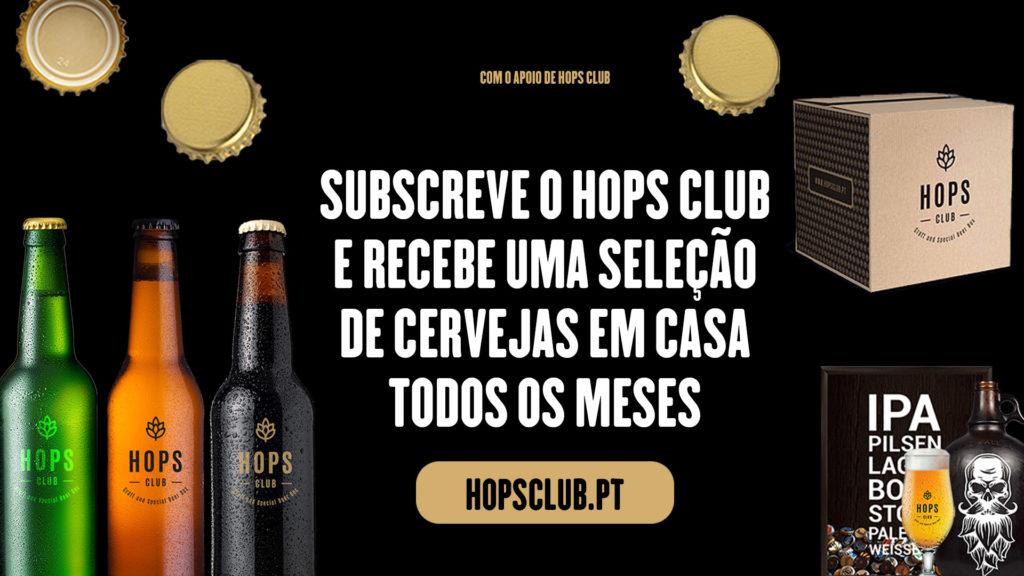 Este episódio teve o apoio de HOPS CLUB O Hops Club ajuda na decisão e envia-te uma seleção de cervejas diferentes todos os meses para casa. Mais informações: https://hopsclub.pt