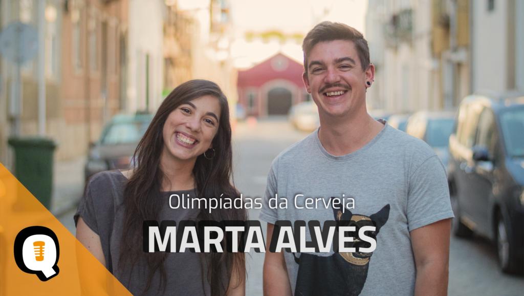 Marta Alves (Olimpíadas da Cerveja)